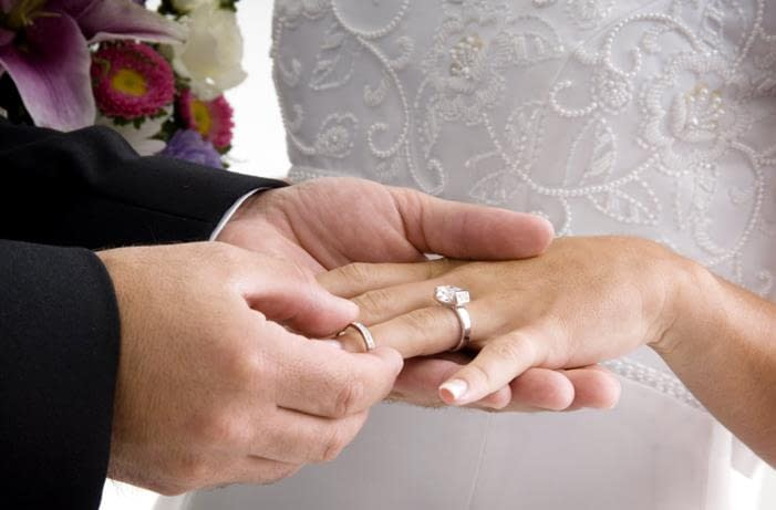 GETTING MARRIED? A WEDDING RING APPRAISAL IS A MUST.