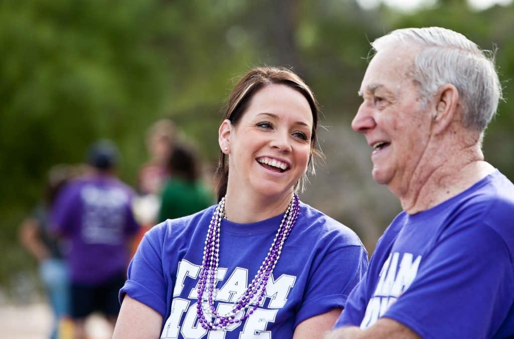 Assisted Living Mesa Congratulates Walk to End Alzheimer's on 25 Years